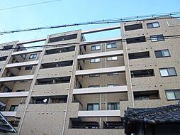 クイーンライフ桑津[4階]の外観