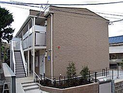 ルミエール馬場[1階]の外観