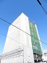 BLUE SQUARE HIBIKI IV(ブルースクエア響[2階]の外観