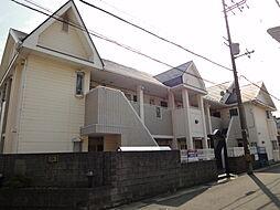 兵庫県姫路市宮西町1丁目の賃貸アパートの外観
