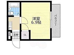 枚方市駅 徒歩8分1階Fの間取り画像