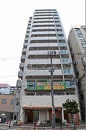 エステムコート南堀江IIIチュラ[13階]の外観