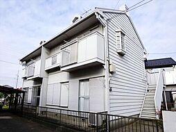 勝田台スカイコーポ[2階]の外観