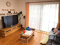 牟呂町 中古戸建 3SLDKの居間