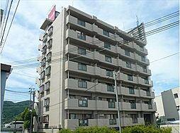 大阪府高槻市萩之庄5丁目の賃貸マンションの外観