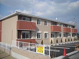 三重県鈴鹿市若松東1丁目の賃貸アパートの外観
