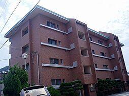 兵庫県姫路市青山西2丁目の賃貸マンションの外観