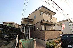 兵庫県尼崎市東難波町4丁目の賃貸アパートの外観