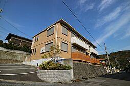 ベルファミーユ若草[2階]の外観