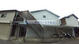 [一戸建] 大阪府東大阪市御厨栄町2丁目 の賃貸【/】の外観