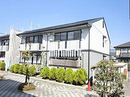 プリシェール東神田 B[2階]の外観