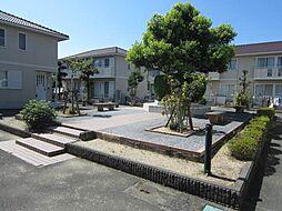 ガーデンタウン松島[2階]の外観