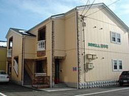 ドゥウェル田中町[2階]の外観