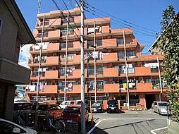 東京都国分寺市富士本2丁目の賃貸マンションの外観