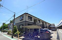 ハイカムール松井[2階]の外観