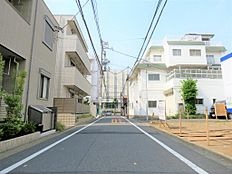 土地22.54坪 整形地 陽当良好 建築条件なし 建物プランございます。