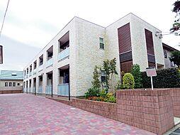 東京都練馬区大泉学園町7丁目の賃貸アパートの外観