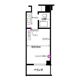 伝馬町駅 4.0万円