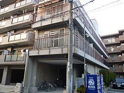 中西マンション[3階]の外観