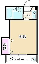 シャインシティ54[303号室]の間取り