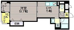 オーク29ハウス[103号室]の間取り