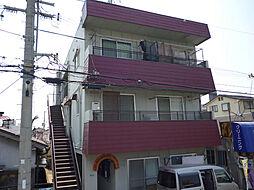 村上マンション[101号室]の外観