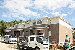 愛知県日進市折戸町笠寺山の賃貸アパートの外観
