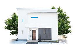 プラン例 当社阿成モデル 敷地面積 131.28平方メートル 延床面積 108.48平方メートル