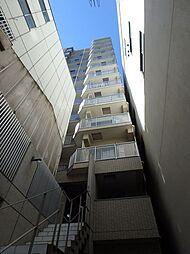 大阪府大阪市中央区谷町3丁目の賃貸マンションの外観