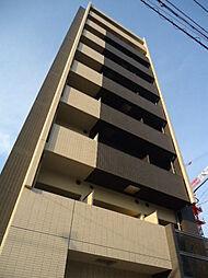 ビーバープレイス四天王寺[9階]の外観