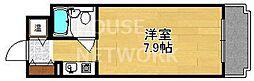 ライオンズマンション京都烏丸[215号室号室]の間取り