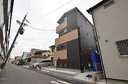 愛知県名古屋市東区大幸1丁目の賃貸アパートの外観
