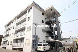 ピュア田中[4階]の外観