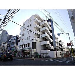 シャレー三井[402号室]の外観