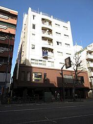サンハイツ早稲田[5階]の外観