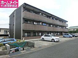 愛知県名古屋市緑区若田3丁目の賃貸マンションの外観