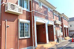 兵庫県神戸市西区玉津町西河原字野手の賃貸アパートの外観