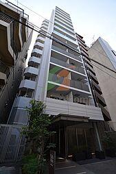 東京都台東区浅草橋5丁目の賃貸マンションの外観
