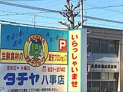 タチヤ(八事店)徒歩9分(680m)