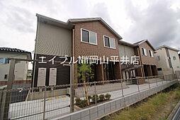 JR山陽本線 高島駅 徒歩14分の賃貸アパート