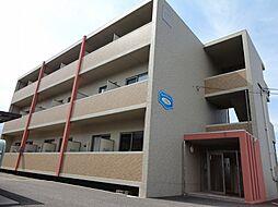 ルネスヘブンリーブルー[1階]の外観