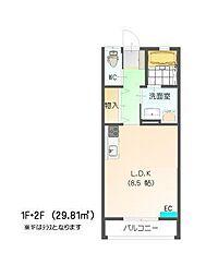 大河原駅 3.7万円
