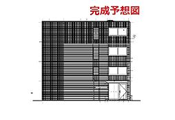 仮)千本中2丁目マンション[2階]の外観