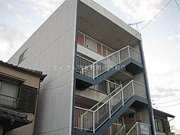 岡山県倉敷市水島北春日町丁目なしの賃貸マンションの外観