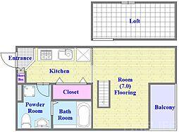 板宿駅 6.2万円