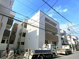 フジパレス駒川中野V番館[2O2号室号室]の外観