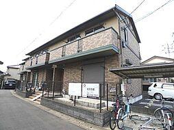 [テラスハウス] 千葉県柏市新富町1丁目 の賃貸【/】の外観