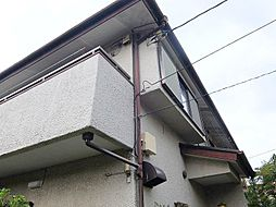 シャルムウエダ[2階]の外観