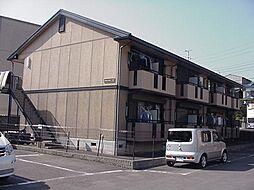 京都府京都市右京区太秦帷子ケ辻町の賃貸アパートの外観