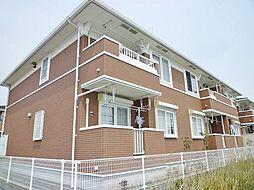 千葉県茂原市長谷の賃貸アパートの外観